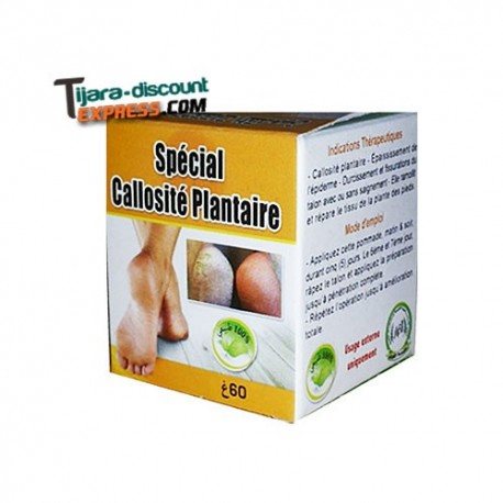Balm special plantar callosity
