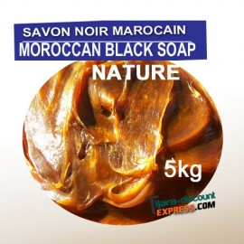 Savon noir bio beldi Marocain (5kg)