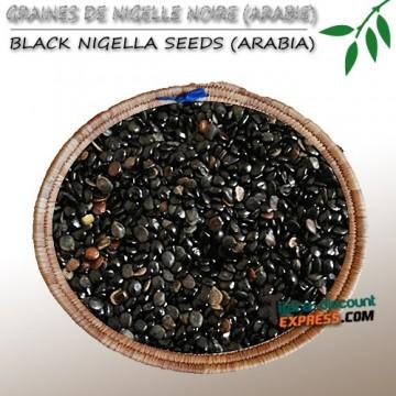 Graines de nigelle noire (Arabie)