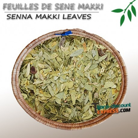 Senna makki leaves