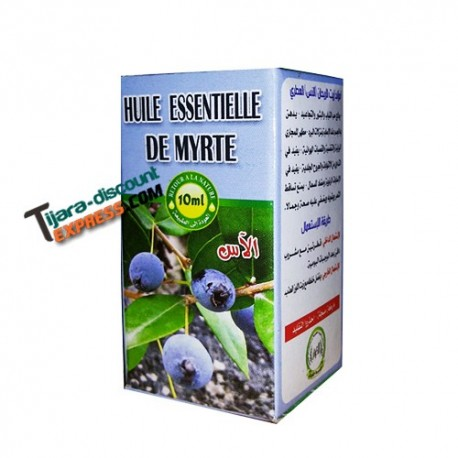 Huile essentielle de myrte (10 ml)