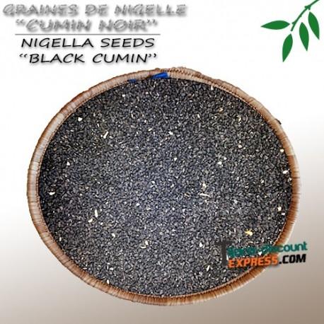 Graines de nigelle (cumin noir)