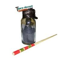 Handcrafted black kôhl (spicy)