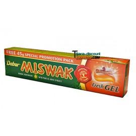 Dentifrice miswak gel frais (free 45g)