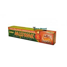 Dentifrice miswak gel frais (free 20g)