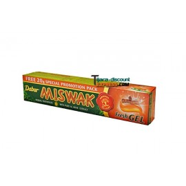 Miswak fresh gel (free 20g)