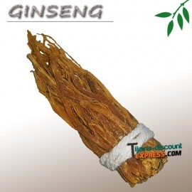 Ginseng dried