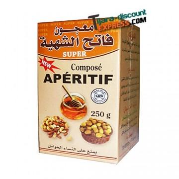 Composed aperitif