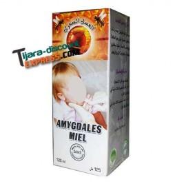Amygdales miel