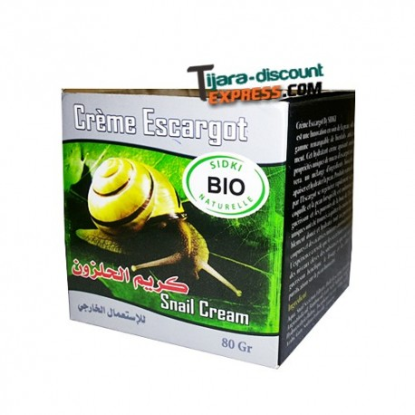 Snail cream (Sidki)