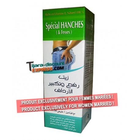 Spécial hanches & fesses