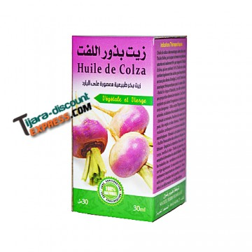Huile de colza (30 ml)