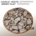 Argile verte (ghassoul)