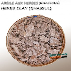 Herbs clay (ghassul)