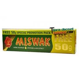 Toothpaste miswak (free 50g)