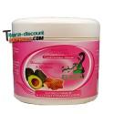 Masque capillaire à l'huile d'avocat & l'huile d'amandes douces