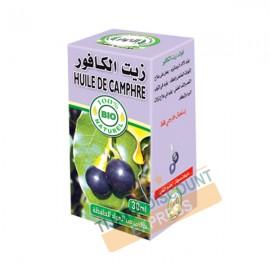 Huile de camphre (30 ml)