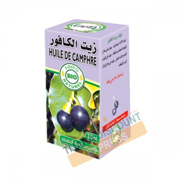 Camphor oil (30 ml)