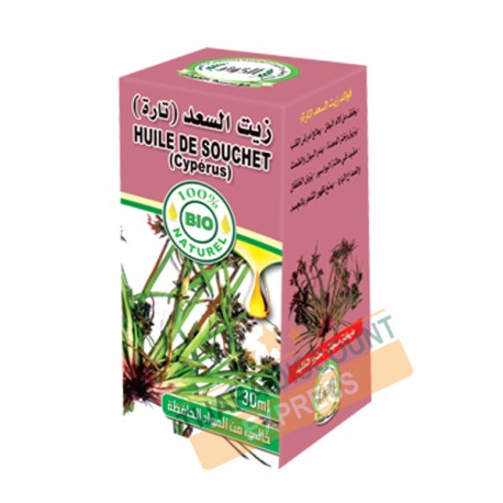 Huile de cyperus (30 ml)