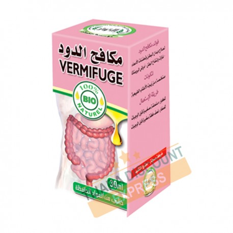 Worming oil (30 ml)