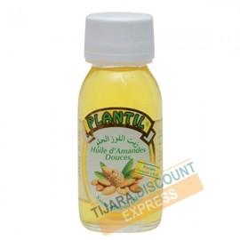 Huile d'amande douce (60 ml)