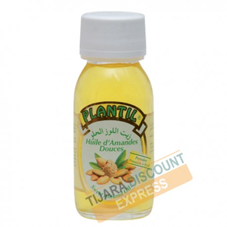 Sweet almond oil (60 ml)