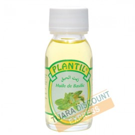 Huile de basilic (60 ml)