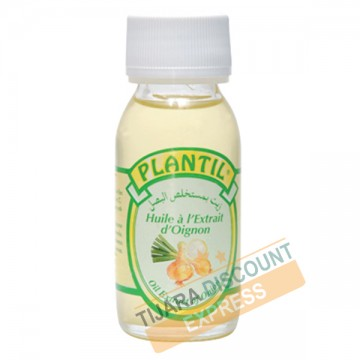 Huile à l'extrait d'oignon (60 ml)