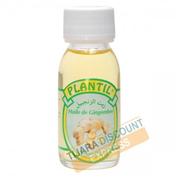 Huile de gingembre (60 ml)