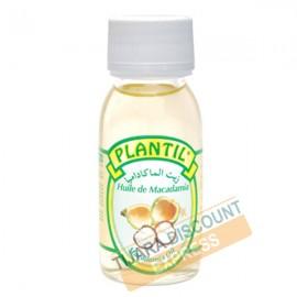 Huile de macadamia (60 ml)