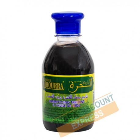 Shampoing à l'huile de cade