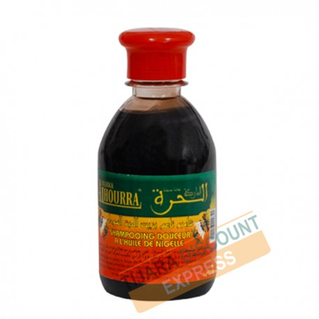 Shampoo nigella oil