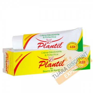 Deodorant cream & protector