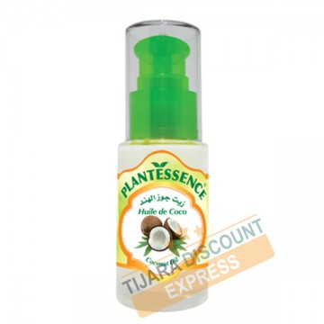 Plantessence coconut oil (60 ml)