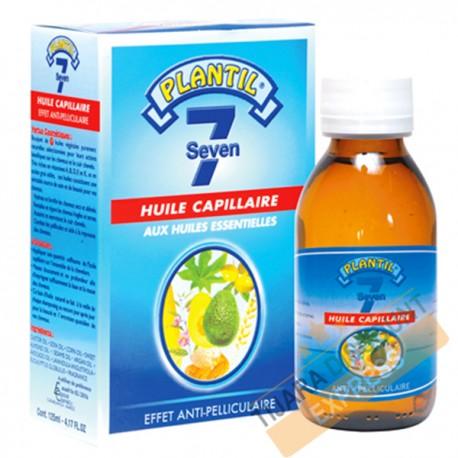 Plantil seven huile capillaire effet anti-pelliculaire (125 ml)