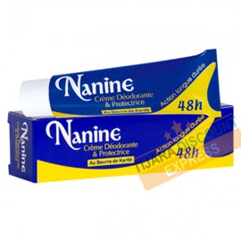 Crème déodorante & protectrice