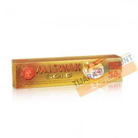 Toothpaste miswak gold (free 50g)