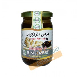 Ginger jam & nigella oil