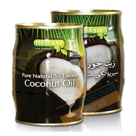 Coconut oil (400 ml)