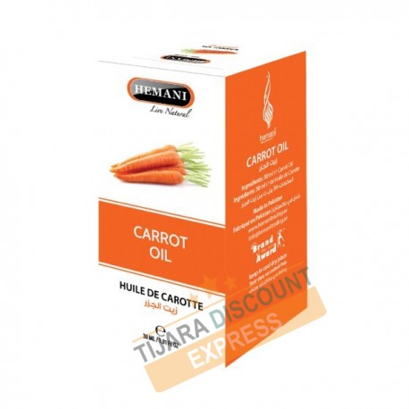 Carrot oil (30 ml)