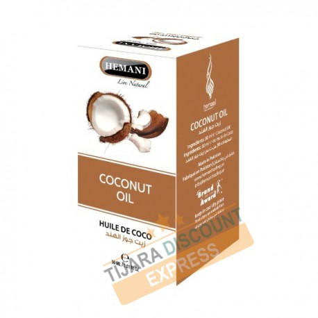 Coconut oil (30 ml)