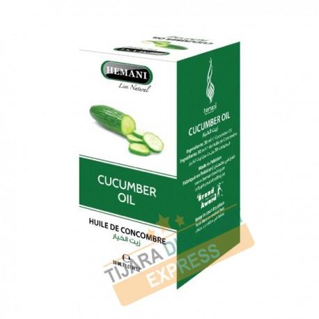 Huile de concombre (30 ml)