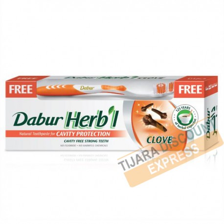 Toothpaste dabur herbal clove