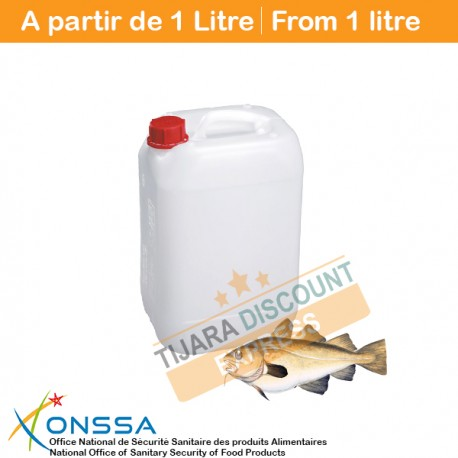 Cod liver oil in bulk
