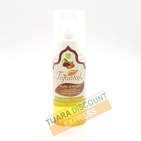 Argan oil with spray (60 ml)