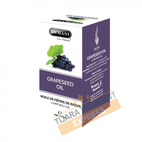 Grape seed oil (30 ml)