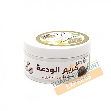 Cypraea cream with snail extract