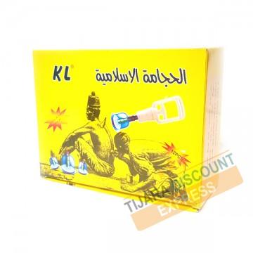 Kit hijama 12 pieces