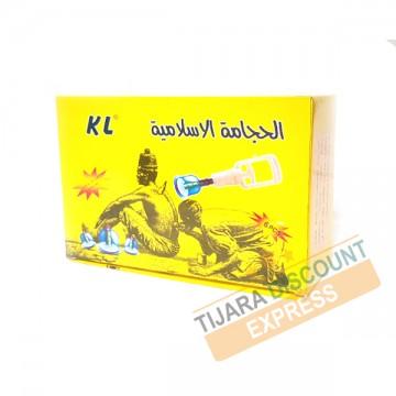 Kit hijama 6 pièces