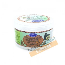 Moisturizing cream with argan oil and avocado oil